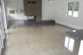 Brisbane Polished Concrete