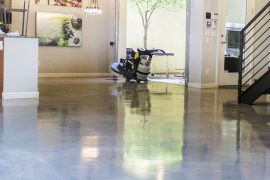 Gold Coast Polished Concrete Service